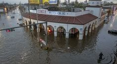Floods and political crisis are back in New Orleans