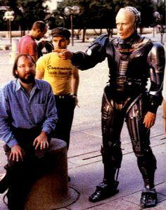 80s Sci Fi, Sci Fi Horror, Pet Sematary, 80s Movies, Movie Tv, Robocop 2, Peter Weller, Paul Verhoeven, Kindred Soul