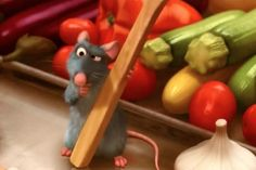 Ratatouille (2007), Top 25 Disney Food Moments