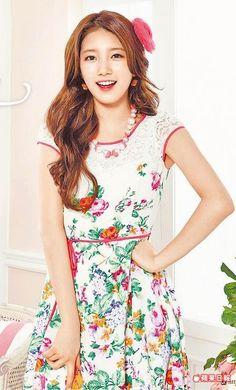 「miss A」秀智最近隨團發片,沒因緋聞拖垮人氣。
