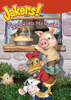 Jakers! The Adventures of Piggley Winks 0000