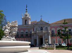 Jardim e Palácio das Necessidades - Lisboa