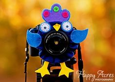 How cute is this camera bling for when you are taking pictures of kids?