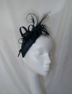 Burnt Orange Flamin Kaite Fascinator Hat Derby Special Now From Www Indiaisyweddings Co Uk Specialising In Stunning Bespoke Tail Fasci