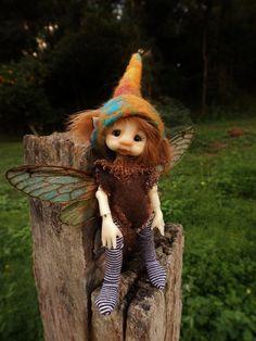 предварительный заказ для BJD светлая кожа Erf пожалуйста, прочитайте список полностью сказочный эльф Fairie