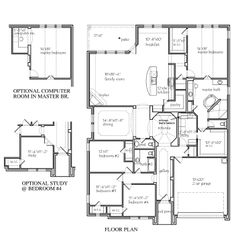 1000 images about the juniper lillian custom home on for Patio home plans with rear garage