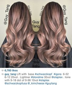 Hair color I love by Guy Tang Balayage Hair Brunette Long, Balayage Hair Bob, Balayage Hair Caramel, Hair Colour For Green Eyes, Pretty Hair Color, Hair Color Dark, Hair Colors, Cut My Hair, New Hair