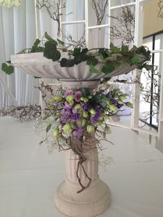 Floral Centerpieces, Table Centerpieces, Wedding Centerpieces, Floral Arrangements, Baptism Decorations, Ceremony Decorations, Flower Decorations, Altar Flowers, Church Flowers