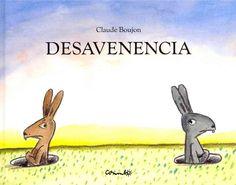 "Claude Boujon. ""Desavenencia"". Editorial Corimbo. (5-6 años). Disney Characters, Fictional Characters, Editorial, Dogs, Art, Libros, Art Background, Pet Dogs, Kunst"