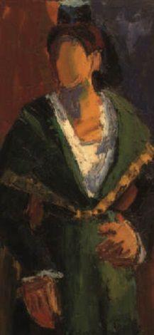 L'Arlésienne by Pierre Ambrogiani