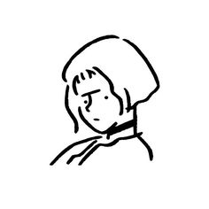 my default face Cute Illustration, Character Illustration, Mathilda Lando, Minimalist Drawing, Illustrations And Posters, Line Drawing, Easy Drawings, Doodle Art, Cute Art