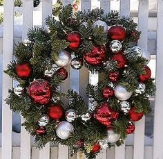 Who's ready for Christmas!?! Why are wreaths so expensive?