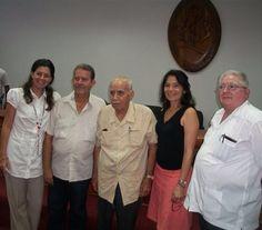 """Profesores de la ENSAP en el Evento """"SALUDCENTRO 2013"""" #ImagenRecuerdoUCMVC"""