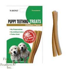 Puppy Teething Treats are designed to meet the specific chewing needs of teething puppies. Chewing not only facilitates teething, but also makes sore gum Dog Snacks, Dog Treats, Corn Gluten Meal, Puppy Teething, Chicken Flavors, Training Your Dog, Training Collar, Pet Puppy, All Dogs