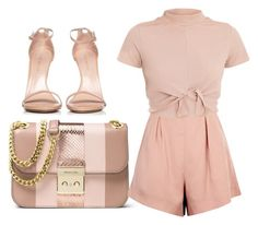 """""""Untitled #354"""" by the-a-way5 on Polyvore featuring MICHAEL Michael Kors, Stuart Weitzman and Finders Keepers"""