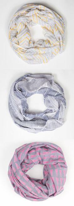 Light beach scarves for summer