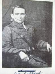 Leaders of the 1916 Easter Rising: Cornelius Colbert - The Wild Geese