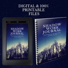 The Shadow Work Journal is a powerhouse spiritual tool designed to help you explore the deepest and darkest corners of your psyche. Work Journal, Journal Prompts, Emotional Detachment, Severe Mental Illness, Relationship Breakdown, Feeling Scared, Printing And Binding, Herbs For Health, States Of Consciousness