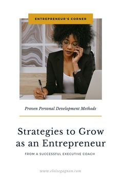 As an entrepreneur, it's easy to get lost in all the growth strategies found online. But until you are clear on your vision, none will help. Find the strategies that will help you define your vision to grow a profitable business. #business #onlinebusiness #growyourbusiness Creating A Business, Business Tips, Online Business, Listening Skills, Self Motivation, New People, Social Media Tips, It's Easy, Personal Development
