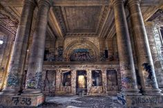 detroit train station - Yahoo Image Search results