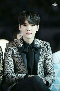 Suga the greatest of the great ❤