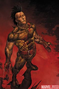 Hoy seguimos ampliando la galería de personajes de nuestros cómics favoritos con Daken Akihiro, el hijo de Wolverine. Un personaje bastante peculiar que tiene momentos de alineación con los héroes y otros en los que responde a los intereses malvados, o a sus propios deseos de venganza y justicia