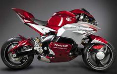 Dragon TT Atila Yamah 1000 R