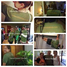 camiseta do blog www.superlinda.com da Raquel