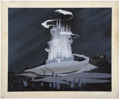 Mary Blair's Cinderella Castle