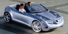Mercedes-Benz Vision SLA (2000, Detroit)