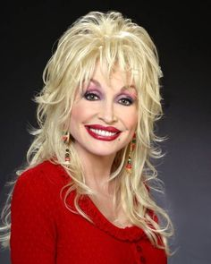 Dolly Parton.  I am a BIG fan of her's.