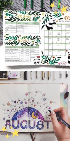 Are you searching for bullet journal ideas to keep your house clean & organized? Here are 15 bullet journal layout ideas to use as inspiration for your spring cleaning schedule. Bullet journal inspiration isn't exactly difficult to come by but there are s Bullet Journal School, Monthly Bullet Journal Layout, Bullet Journal Month, Bullet Journal Notebook, Bullet Journal Themes, Bullet Journal Spread, Bullet Journal Inspiration, Monthly Planner, Bullet Journal How To Start A Layout
