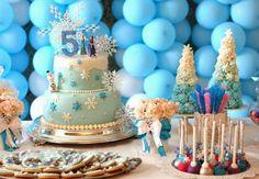 Festa Frozen: 35 ideias imperdíveis para você organizar a sua!