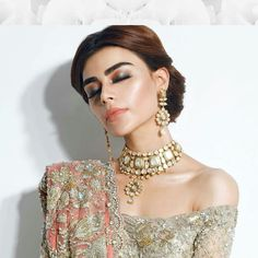 Dive in The Charm Of Republic Womenswear's Captivating Bridals ❤ Hair and Makeup by #QashimLiaqat Photography by #StopStyleOfficial Model #SadafKanwal Outfit by #RepublicWomensWear #BridalCouture #2017 #HauteCouture #BridalSeason #Fashion #Style #Outfits #Trends #2017 #PakistaniFashion #PakistaniModels #PakistaniCelebrities ✨