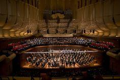 San Francisco Symphony performing at Davies Symphony Hall on Saturday, June 30th