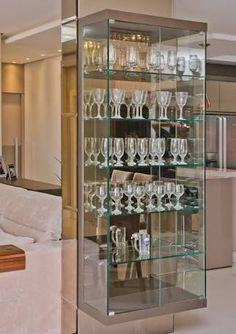 cristaleira apartamento - Pesquisa Google
