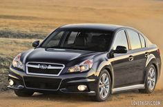 Subaru Legacy...gotta give some love to my car! :D