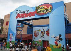 Top Disney Restaurants, shows, attractions for little ones