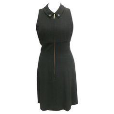 Chanel Kleid mit Reißverschlüssen #secondhandmode