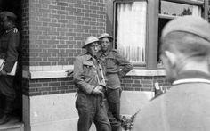 Après léchec de Dieppe, des prisonniers canadiens!