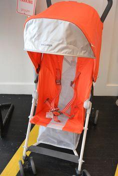 On the go stroller to consider: Maclaren Mark II Umbrella Stroller | MomTrends
