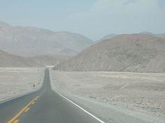 Panamericana Atacama Peru - Pan-American Highway - Wikipedia