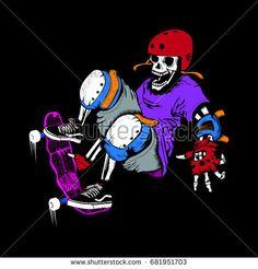 Skate Skull