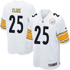 Shop Sports Jerseys on Sports Gear Proshop Nike Game Senquez Golson White  Youth Jersey - Pittsburgh Steelers NFL Road - Description Note  Fast  shipping. 5cb178128