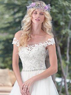 Wedding Dress 8969 - Dominique Levesque Bridal