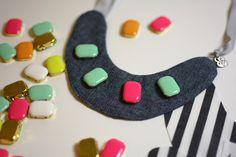 Dress-Up Necklace (Aqua) | Accessories | two els