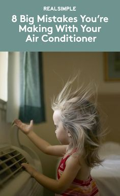 8 Big Mistakes You're Making With Your Air Conditioner | Are you changing your AC filters?