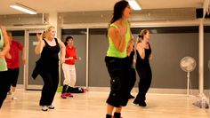 Suavemente zumba Jennifer Tillemand