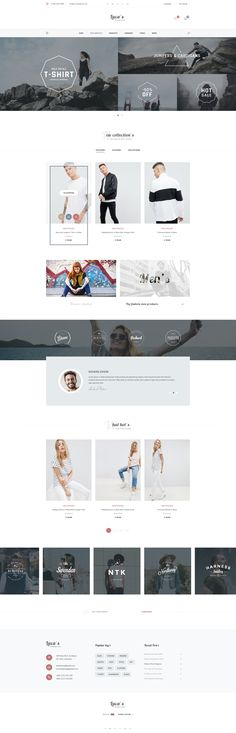 Luca's is Multipurpose & Minimal Shop templates, The Luca's shopping online is a refreshing new youth as well as sophisticated. The shop gives you a large space, full of colorful clothes, stylish s...
