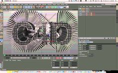 Cinema 4D Tutorial_Mograph_Morphing Typo motion(시네마 4D 모그라프 강좌) - YouTube